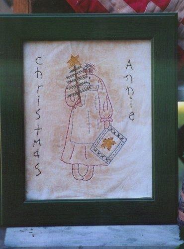 #353 Christmas Annie E Pattern