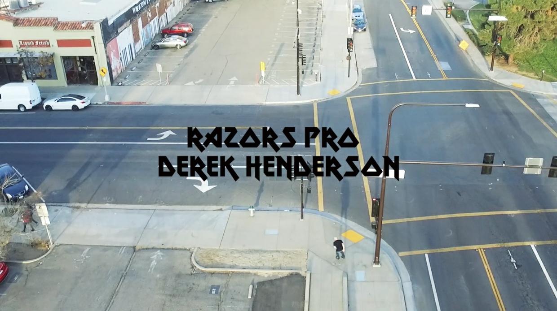 Derek Henderson - 2018 Profile