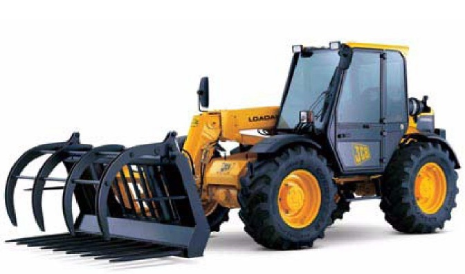JCB 526 526S 528-70 528S Rear Engine Loadalls Telescopic Handler Service Repair Manual Download