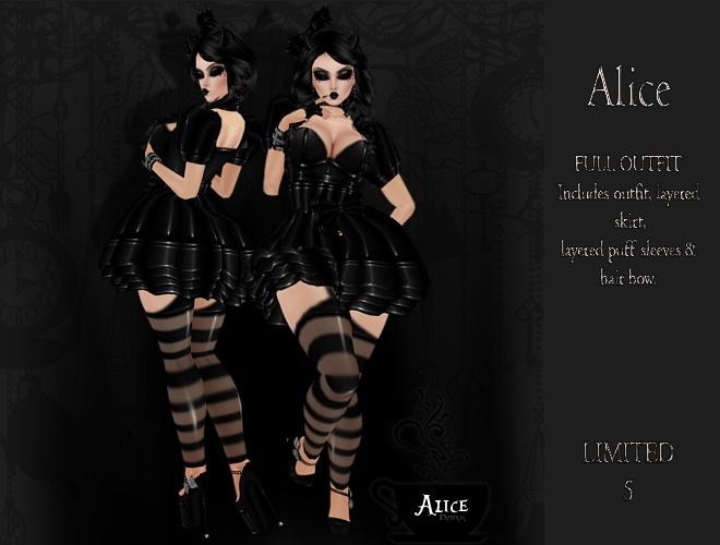 Sadistic Alice Bundle!