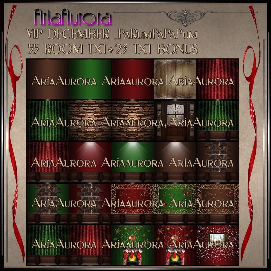 PaRumPaPaPum VIP December 2017 Room TXT .NO Resell