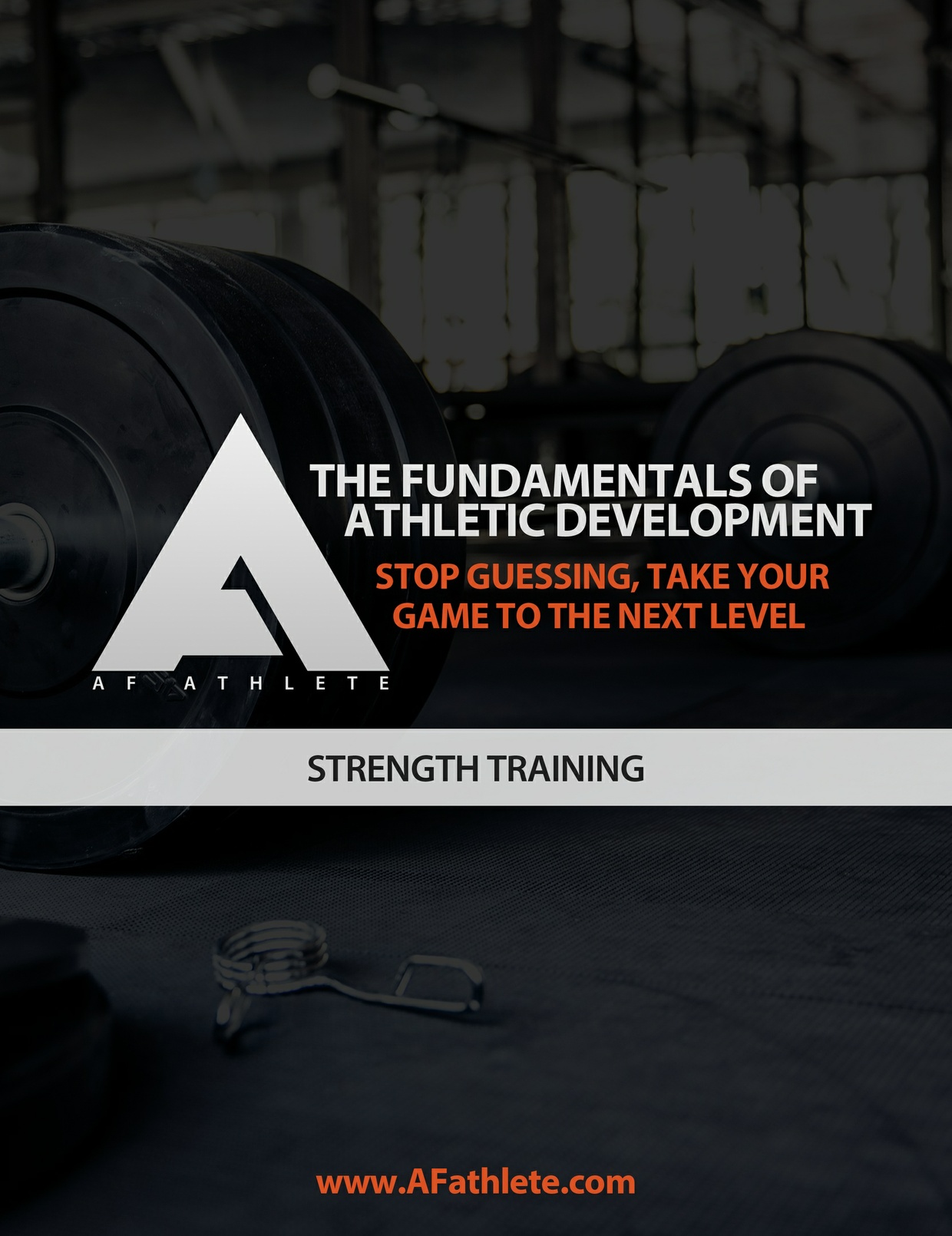 AFathlete - Strength training