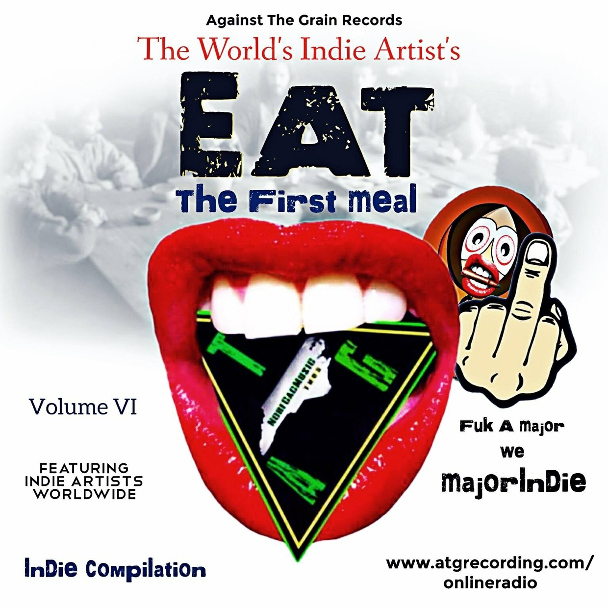 The World's Indie Artists Volume 6, The First Meal