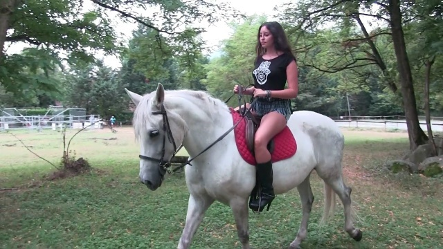 HRV002 - Horse Riding Vamp - Miss Melanie