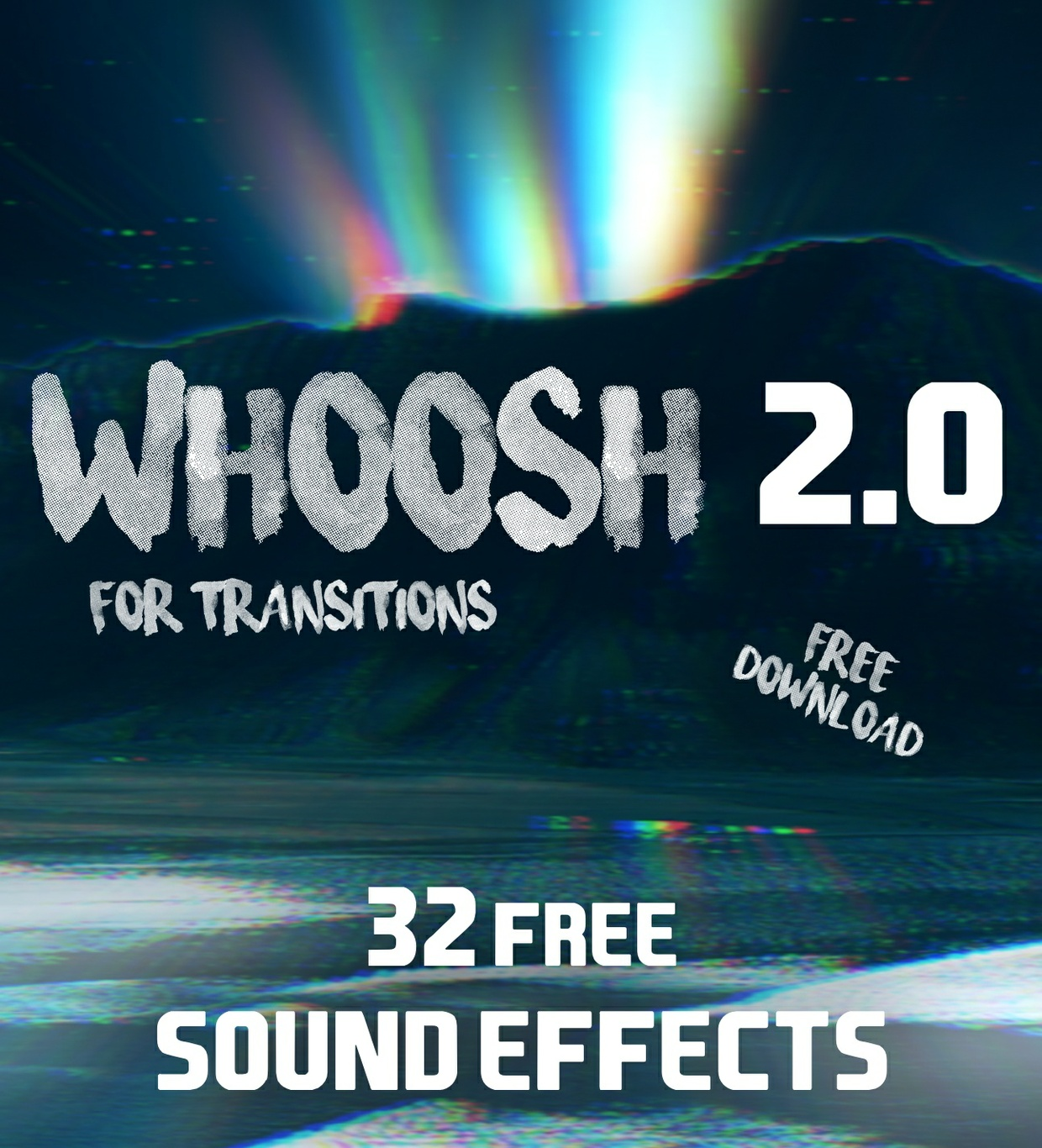 """WHOOSH 2.0 BASIC"" // 32 Free Sound Effects for Transitions (by SverreGlomnes)"