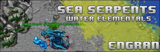 [D]  Sea Serpents and Waters of Engran