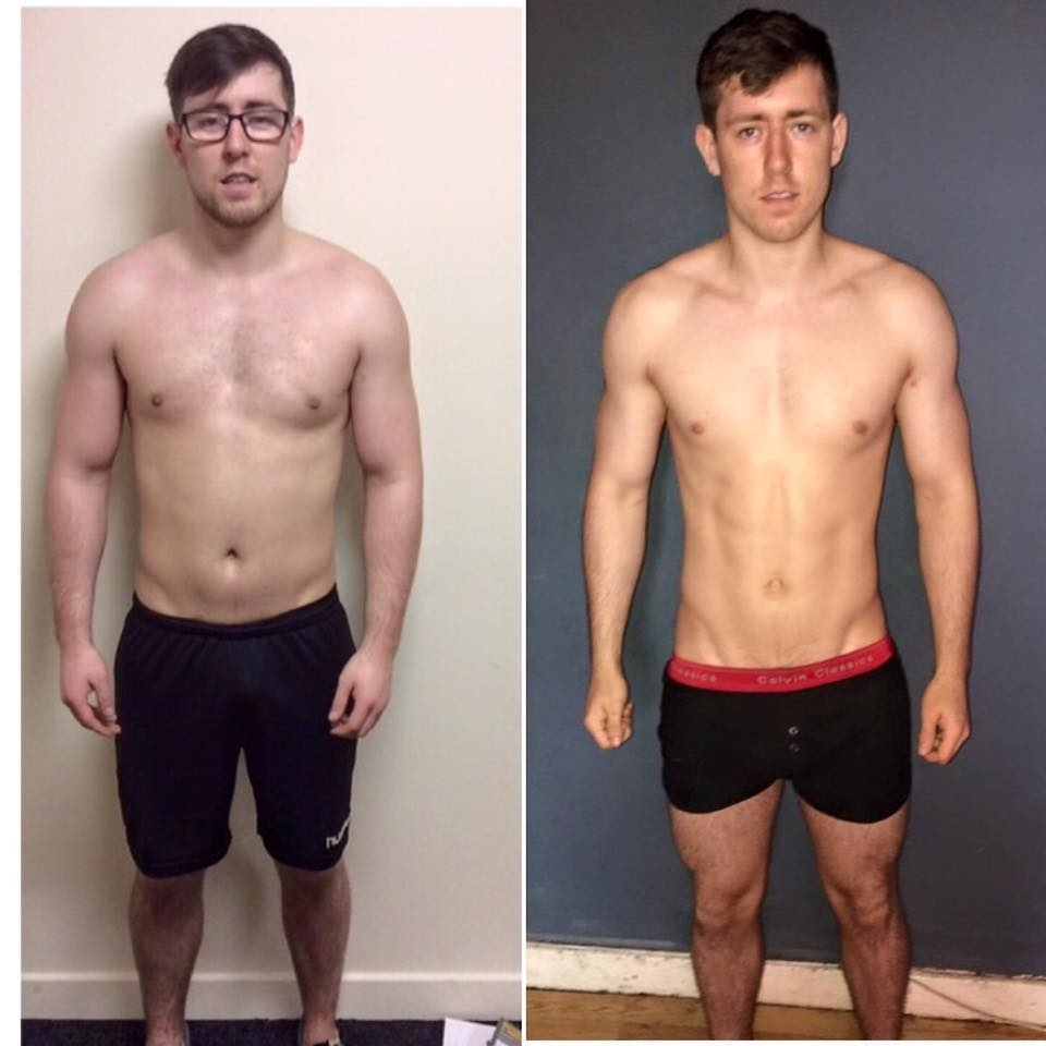 Male - Phase 1 Lean Body - Beginner.