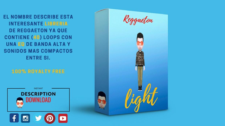 LIBRERIA DE REGGAETON ( LIGHT ) 40 - LOOPS ESTILO PREDICADOR