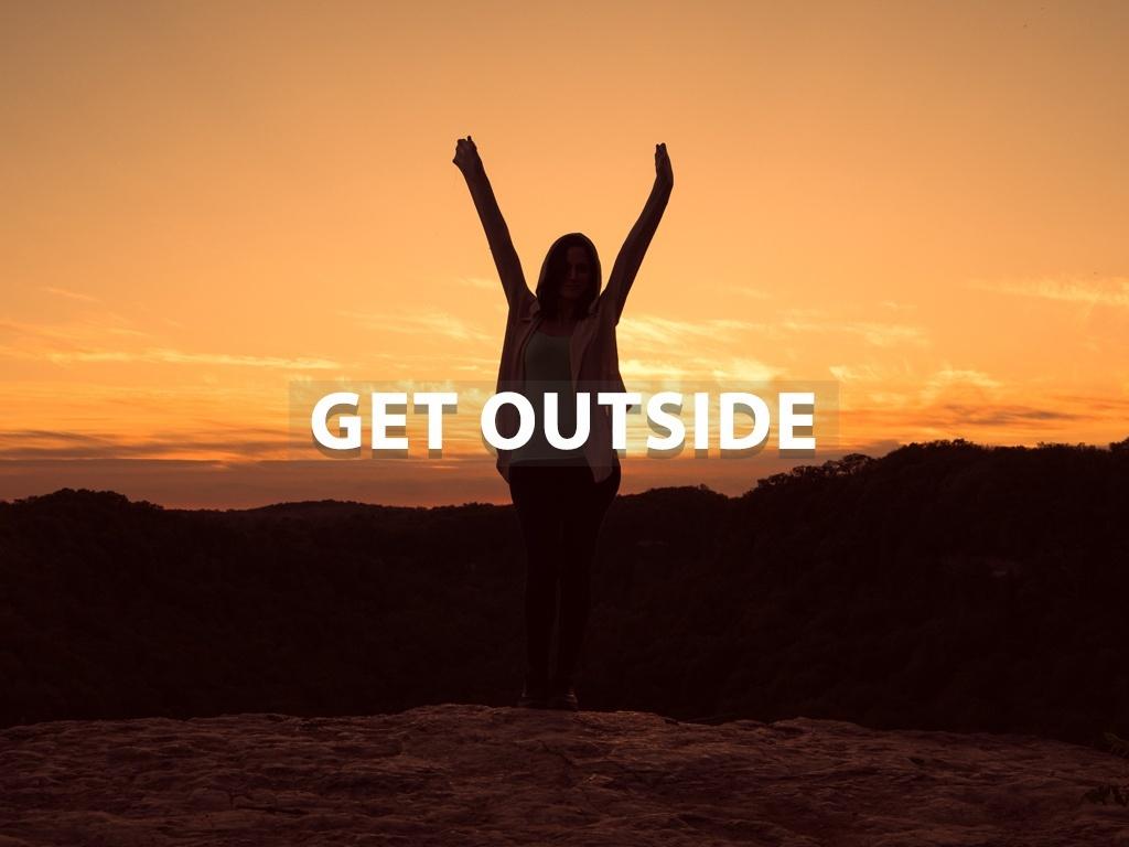 """""""Get Outside"""" - Lightroom Preset"""