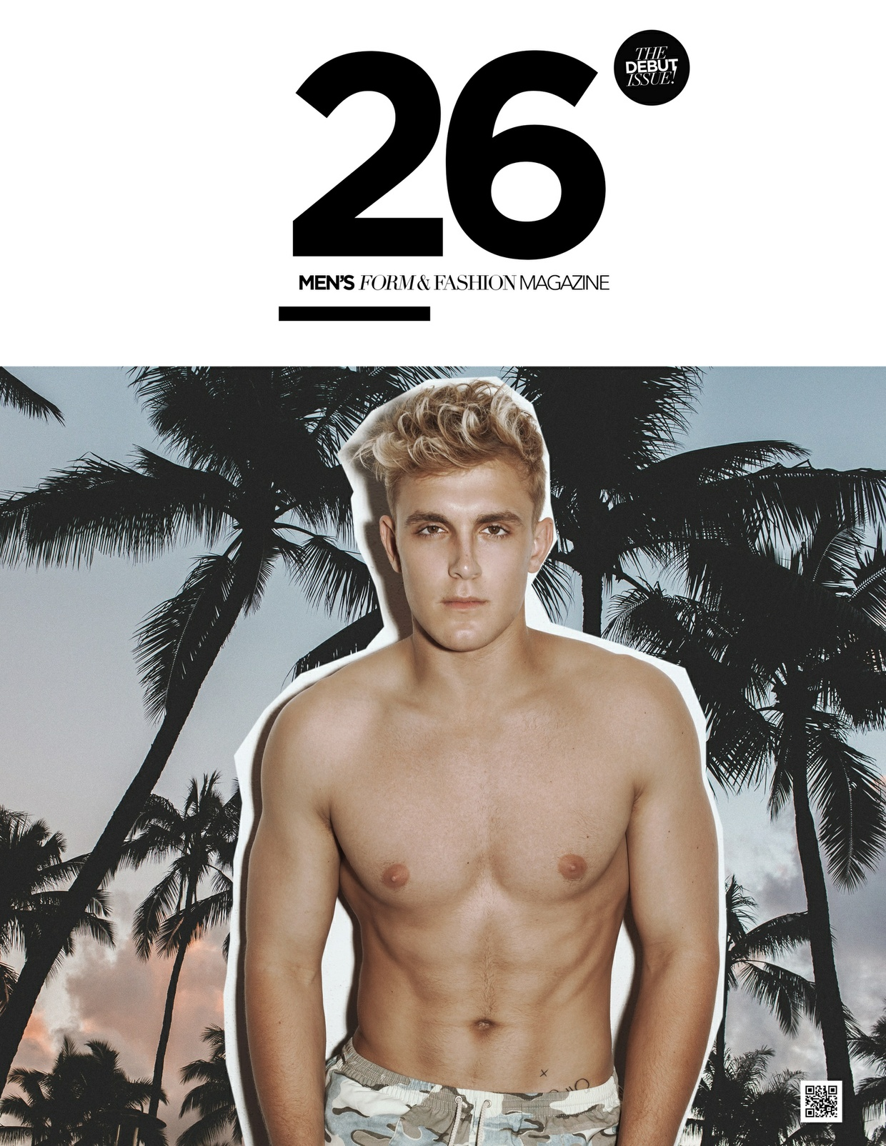 26 Magazine Debut Issue ft. Jake Paul