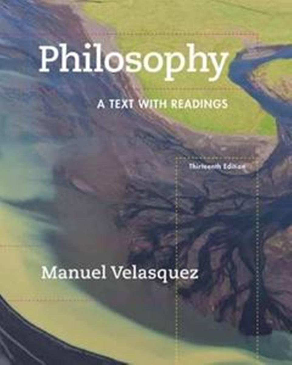 Philosophy A Text with Readings 13th edition ( PDF , Instant download )
