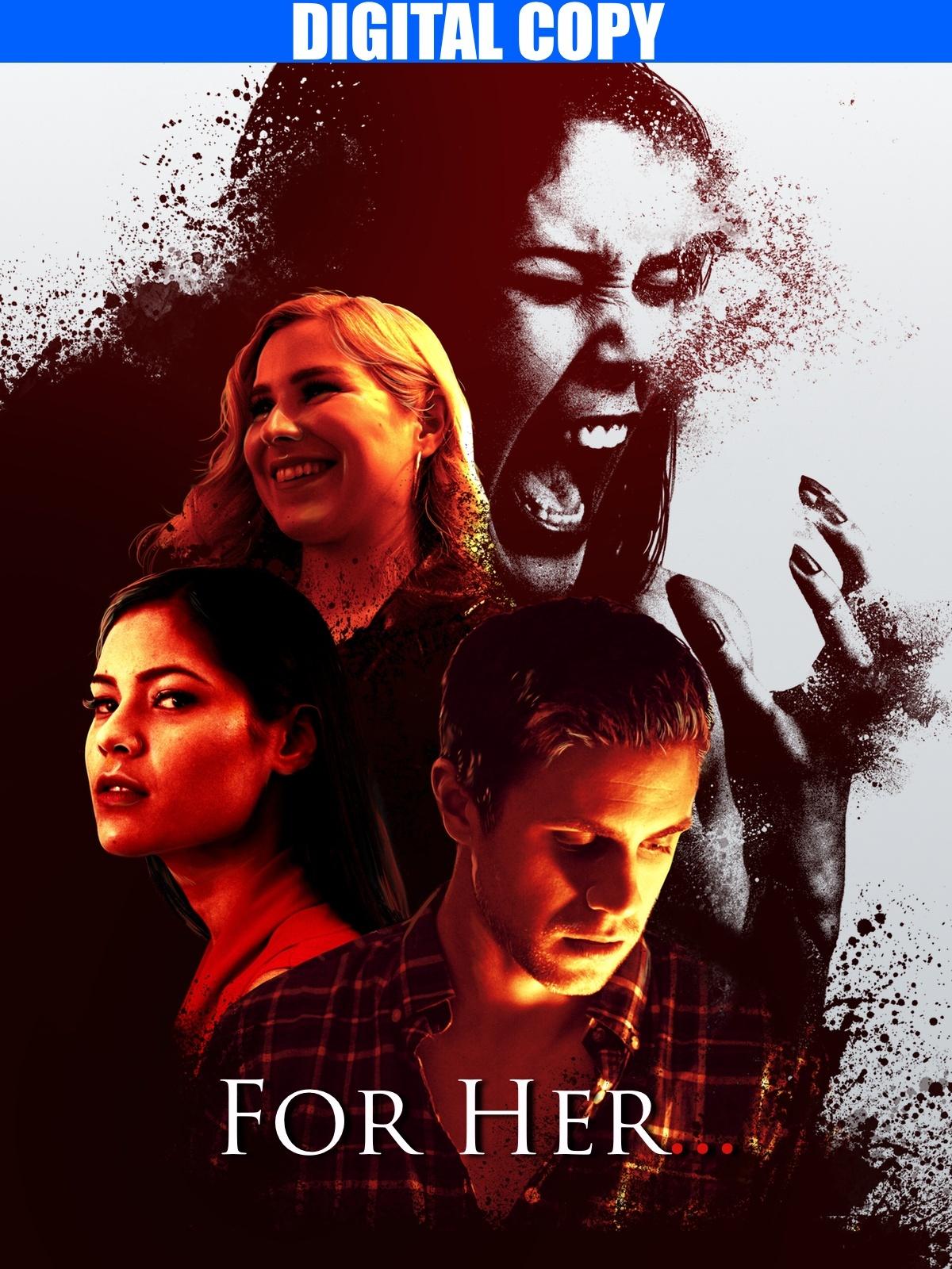 """""""For Her..."""" Short Horror/Drama """"DIGITAL COPY 1080p W/EXTRAS"""""""