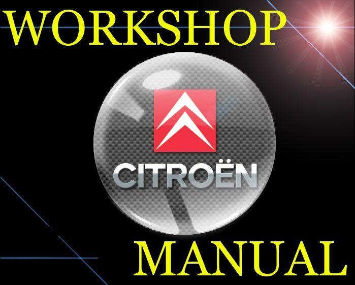 citroen c5 c8 2005 service workshop repair manual p. Black Bedroom Furniture Sets. Home Design Ideas