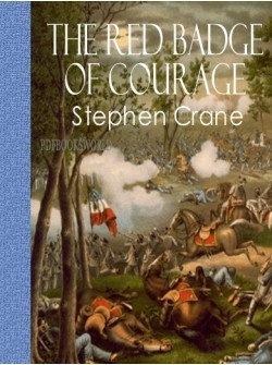 an analysis of the impressionism in the red badge of courage by stephen crane
