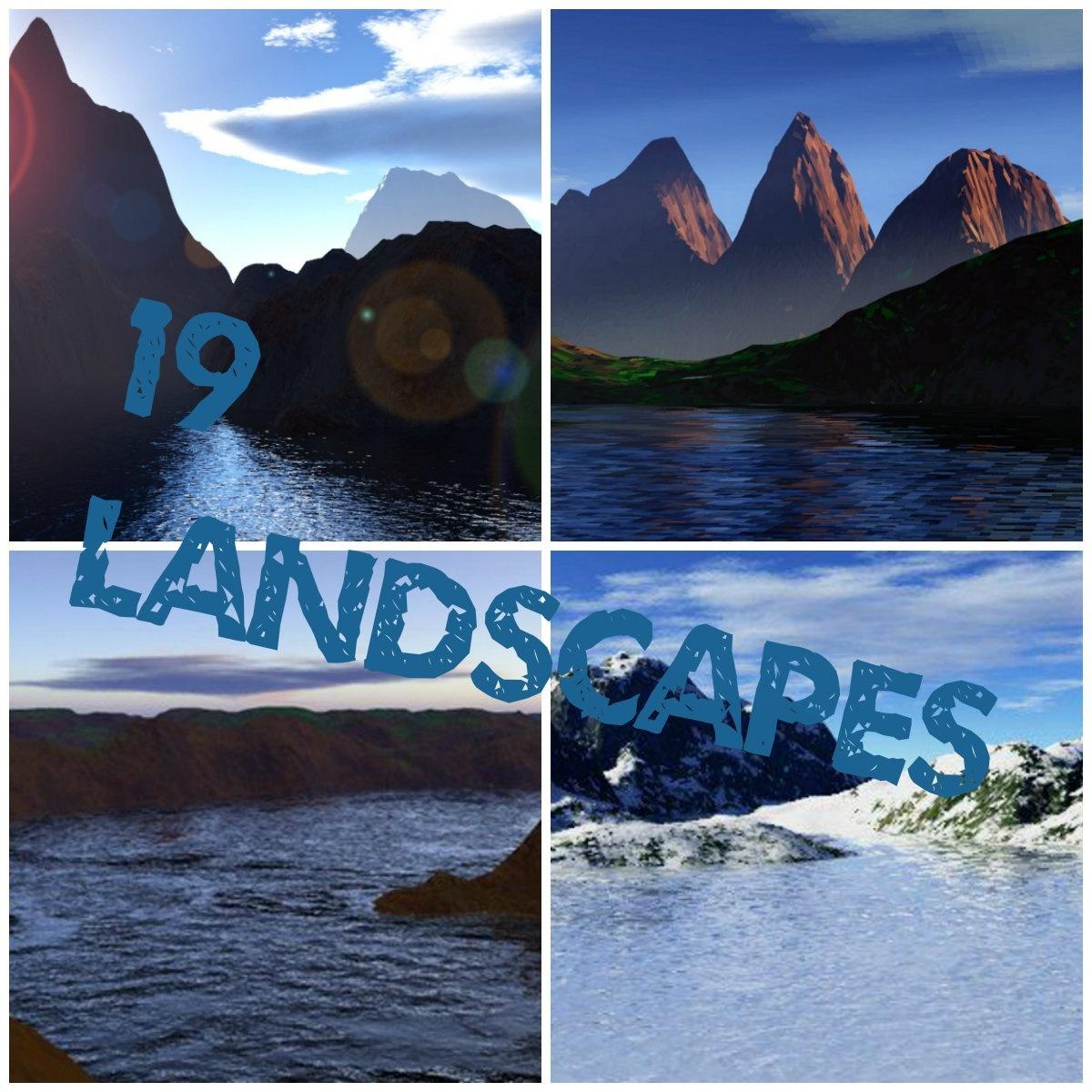 19 Landscapes-2012
