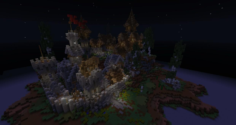 Arvalone Village (mini build)