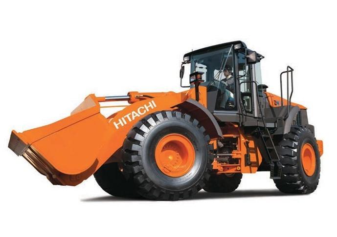 Hitachi ZW250 Wheel Loader Parts Catalog Download