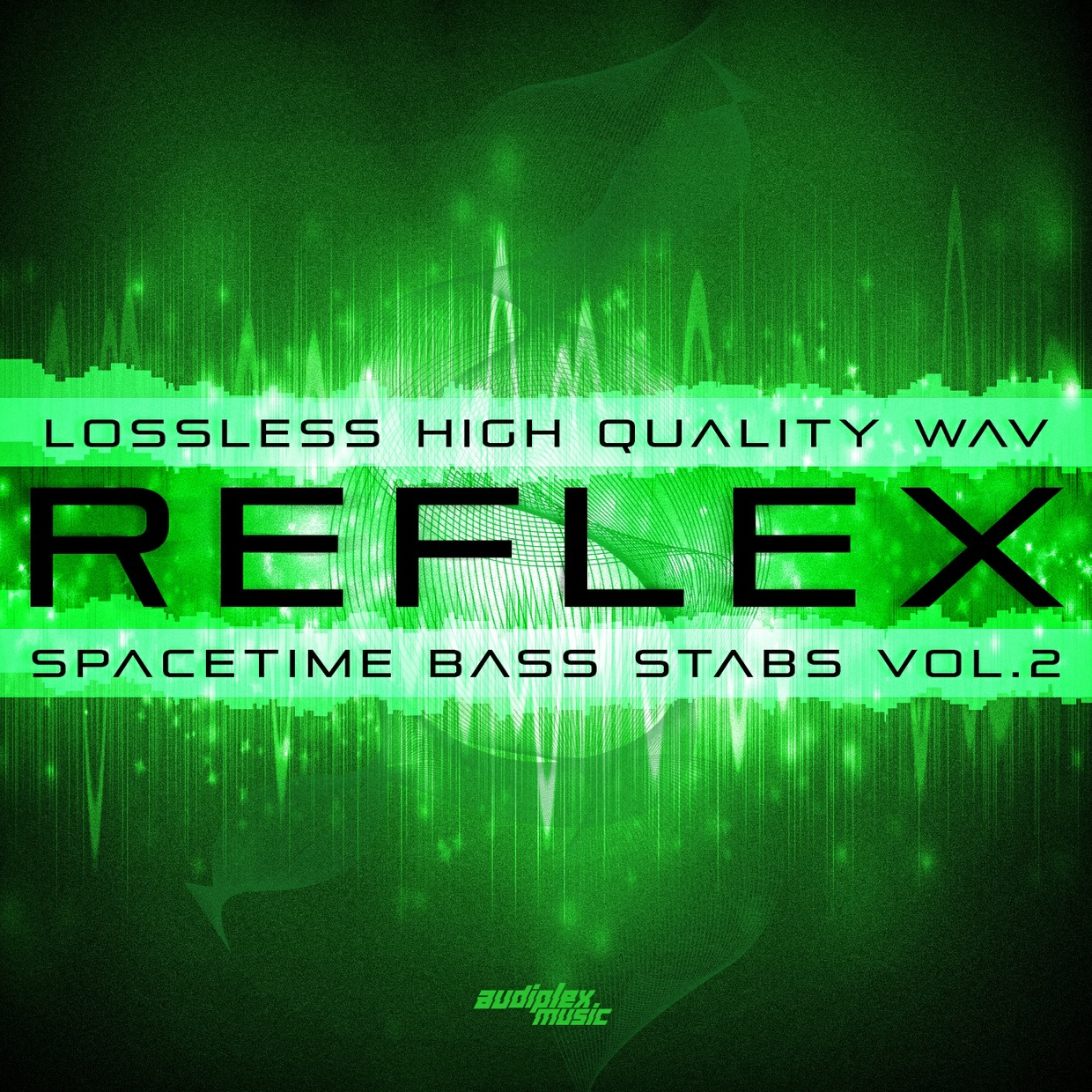 Reflex - Spacetime Bass Stabs Vol.2