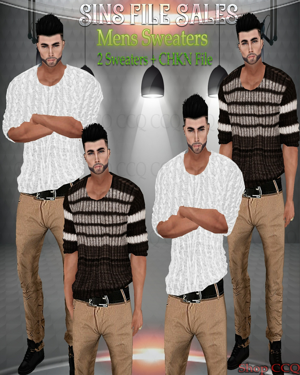 ◘Mens Sweaters