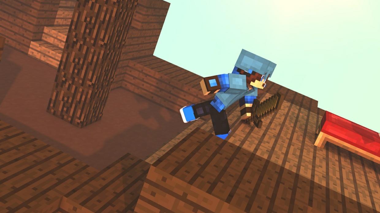 INTRO Minecraft (Animation) - ON