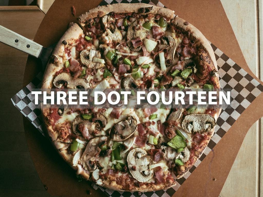 """Three Dot Fourteen"" - Lightroom Preset"