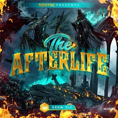 The Afterlife Drum kit