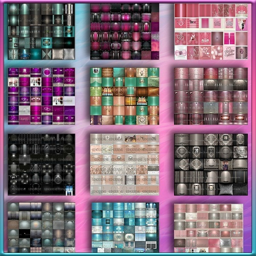 Room & Furniture Texture Pack Bundle Deal 16 packs CATALOG ONLY!!!!