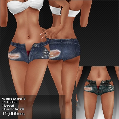 2013 Aug Shorts # 9
