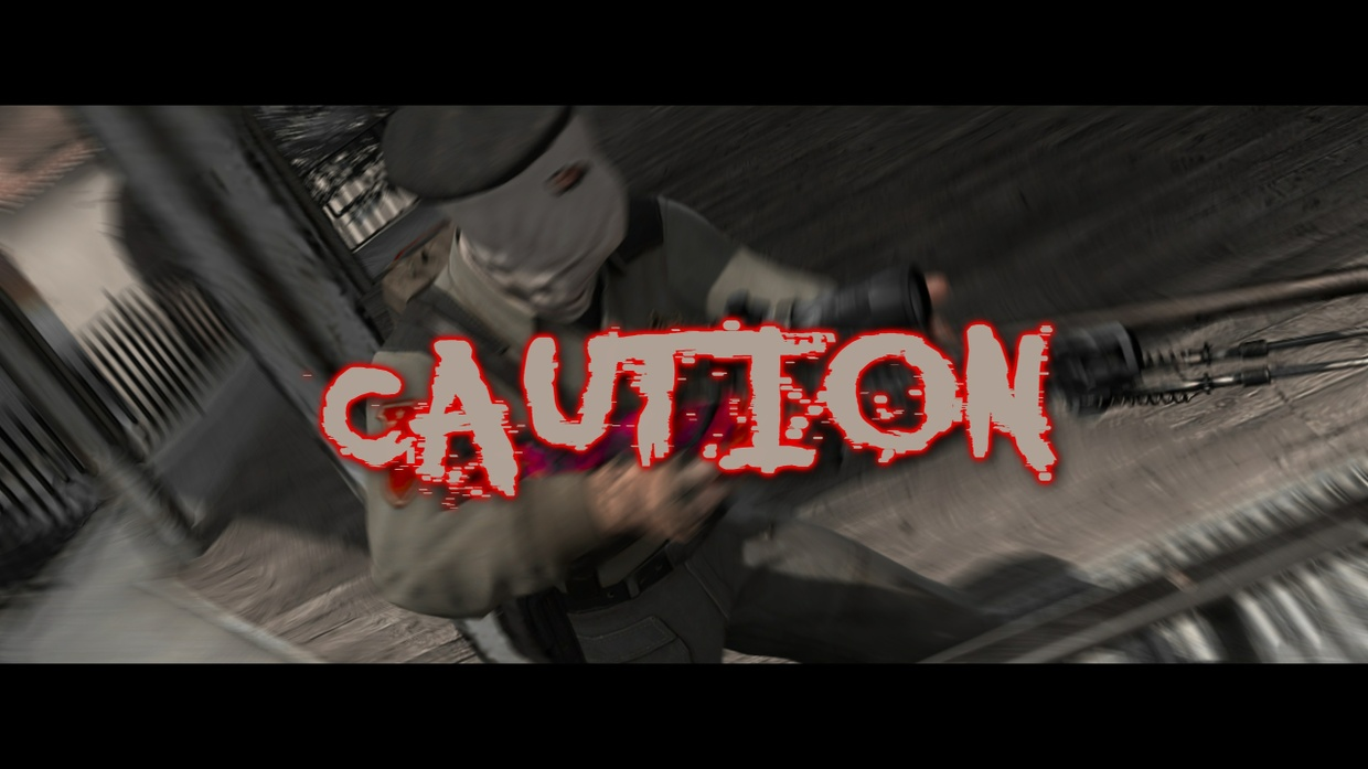 CAUTION {PROJECT FILE]
