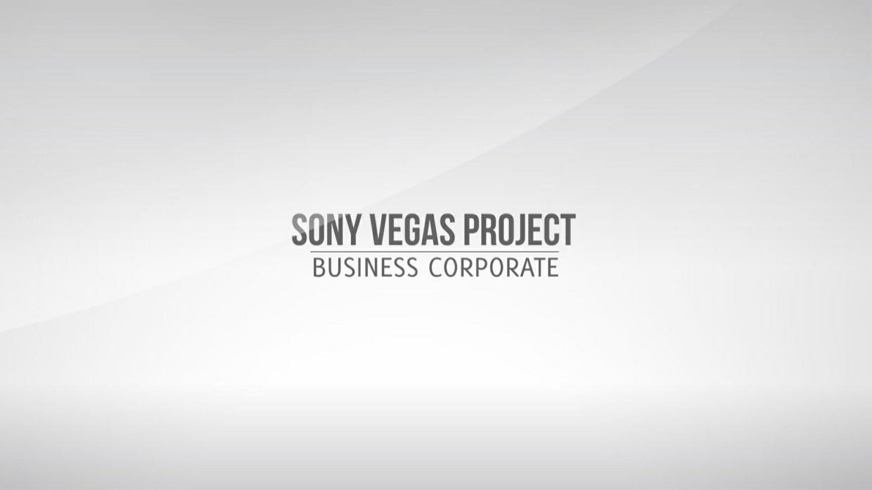 Corporate Business Template Sony Vegas 11 12 13