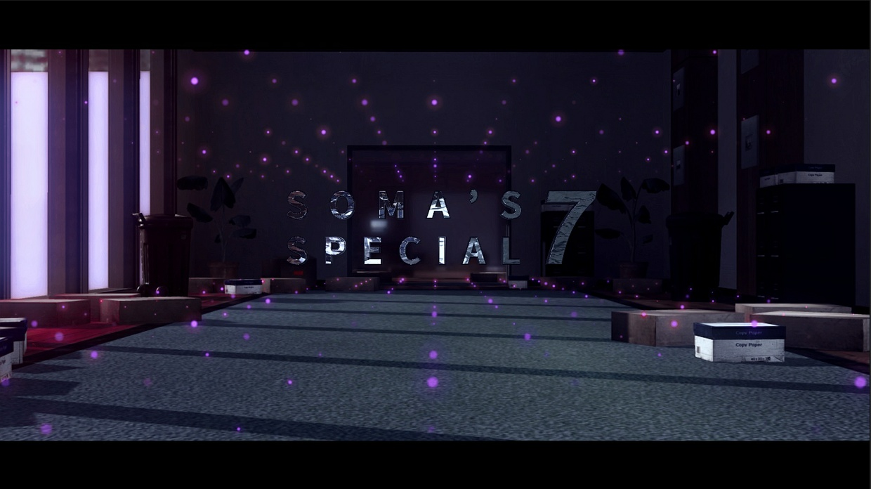 Something Special #7 Project Files + Clips&Cines