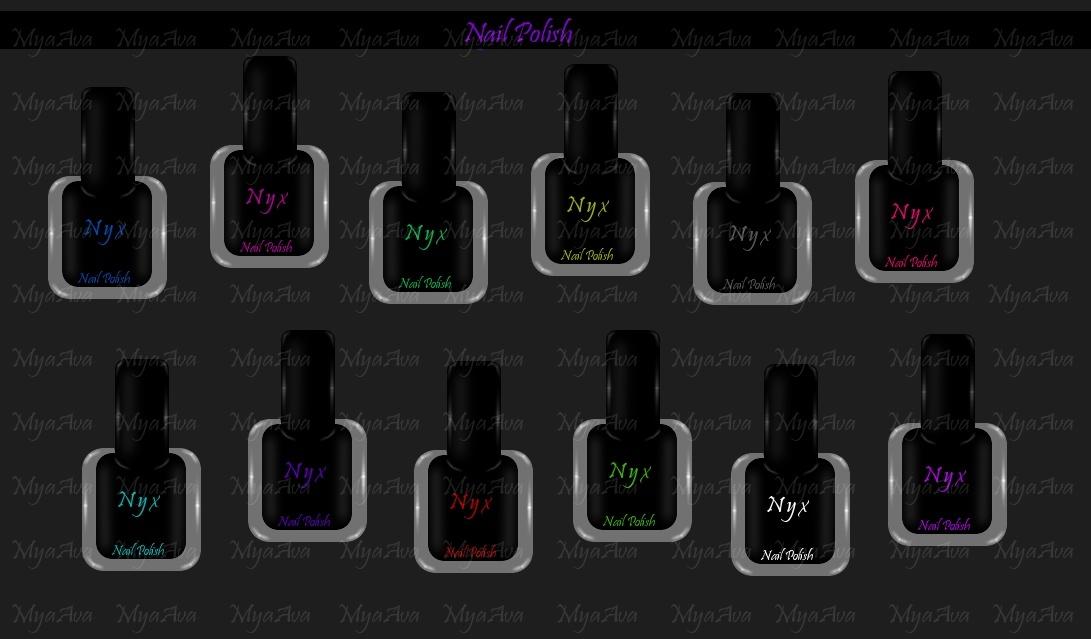 Nyx Nail Polish 2