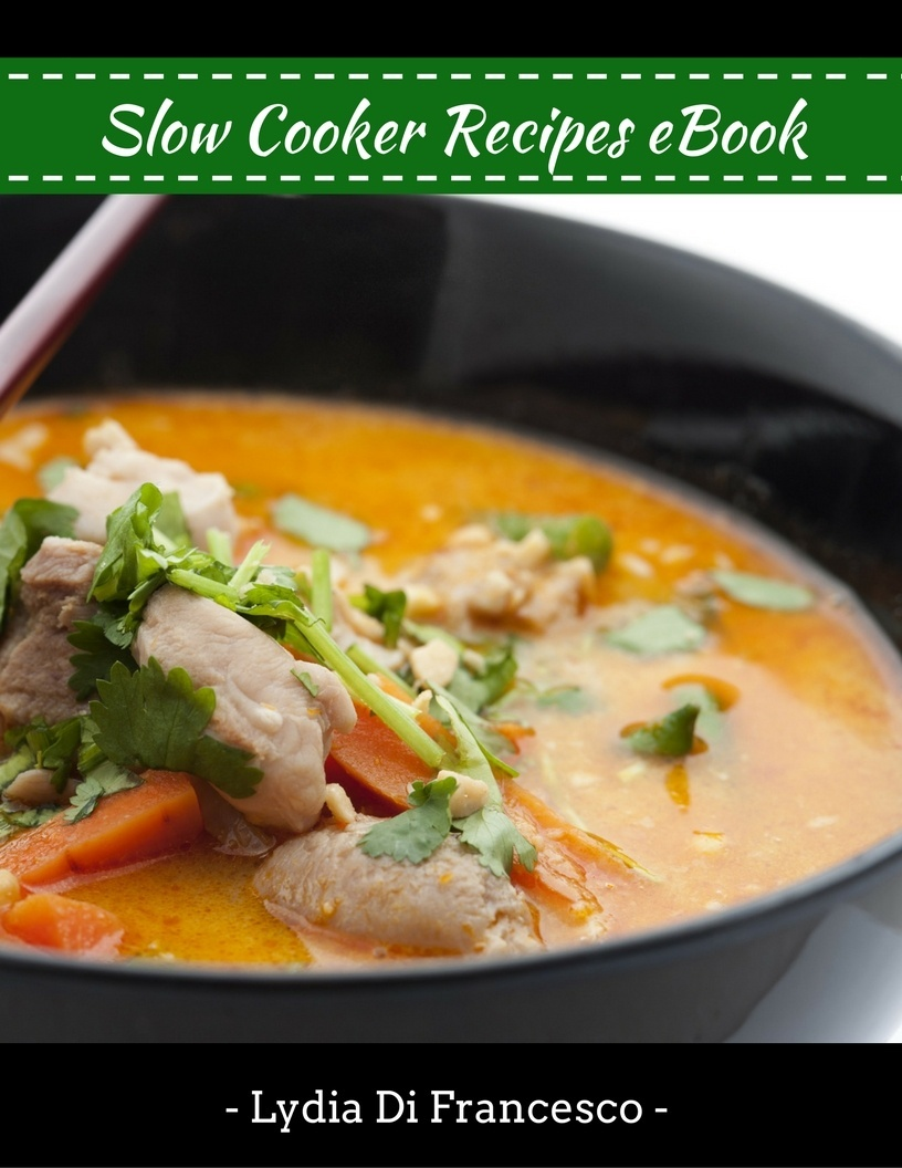 Slow Cooker Recipes eBook