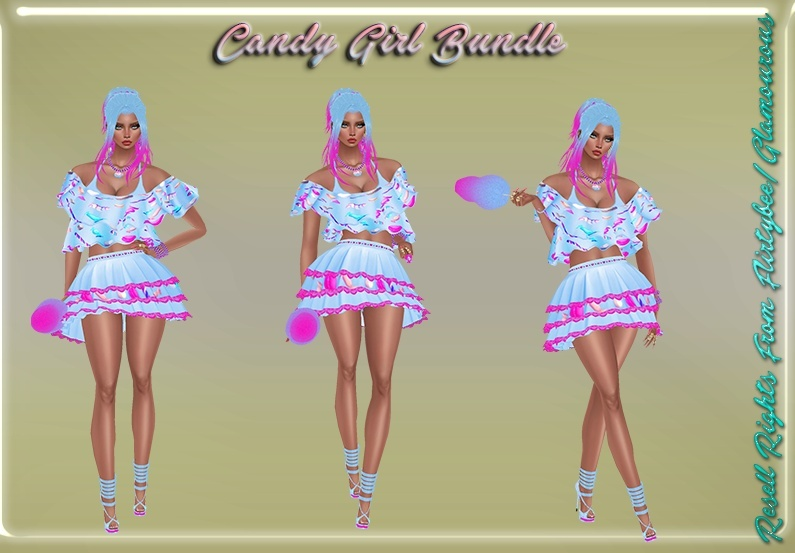 Candy Girl Bundle Catty Only!!!