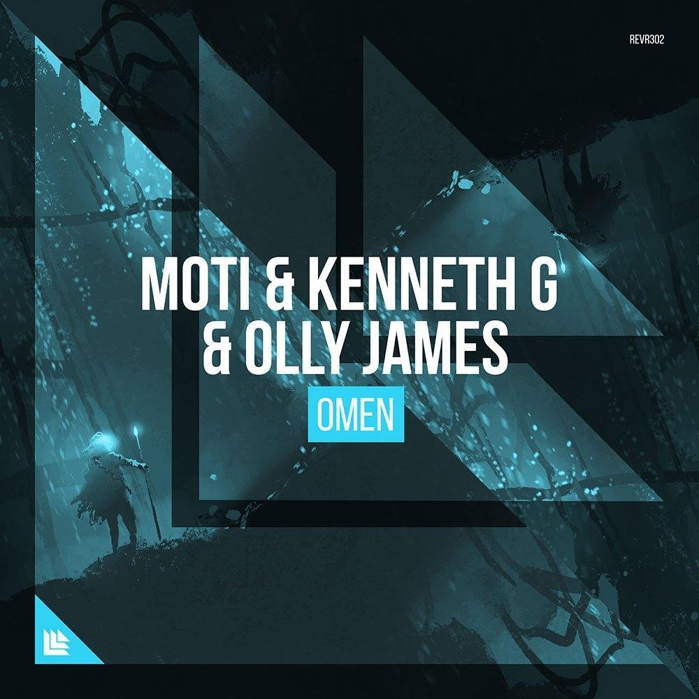MOTi & Kenneth G & Olly James - OMEN FL Studio Remake + FLP + Presets