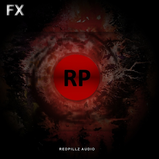 Sound FX Saw Lead Redpillz Audio Project