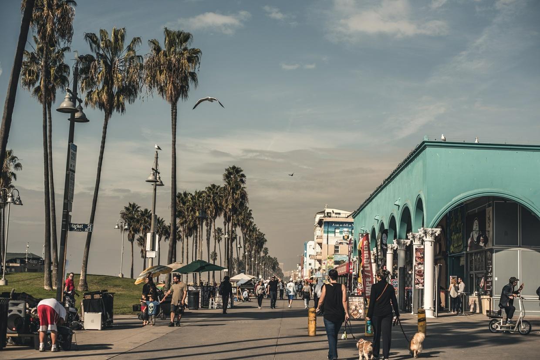 Los Angeles 1 - Venice Beach