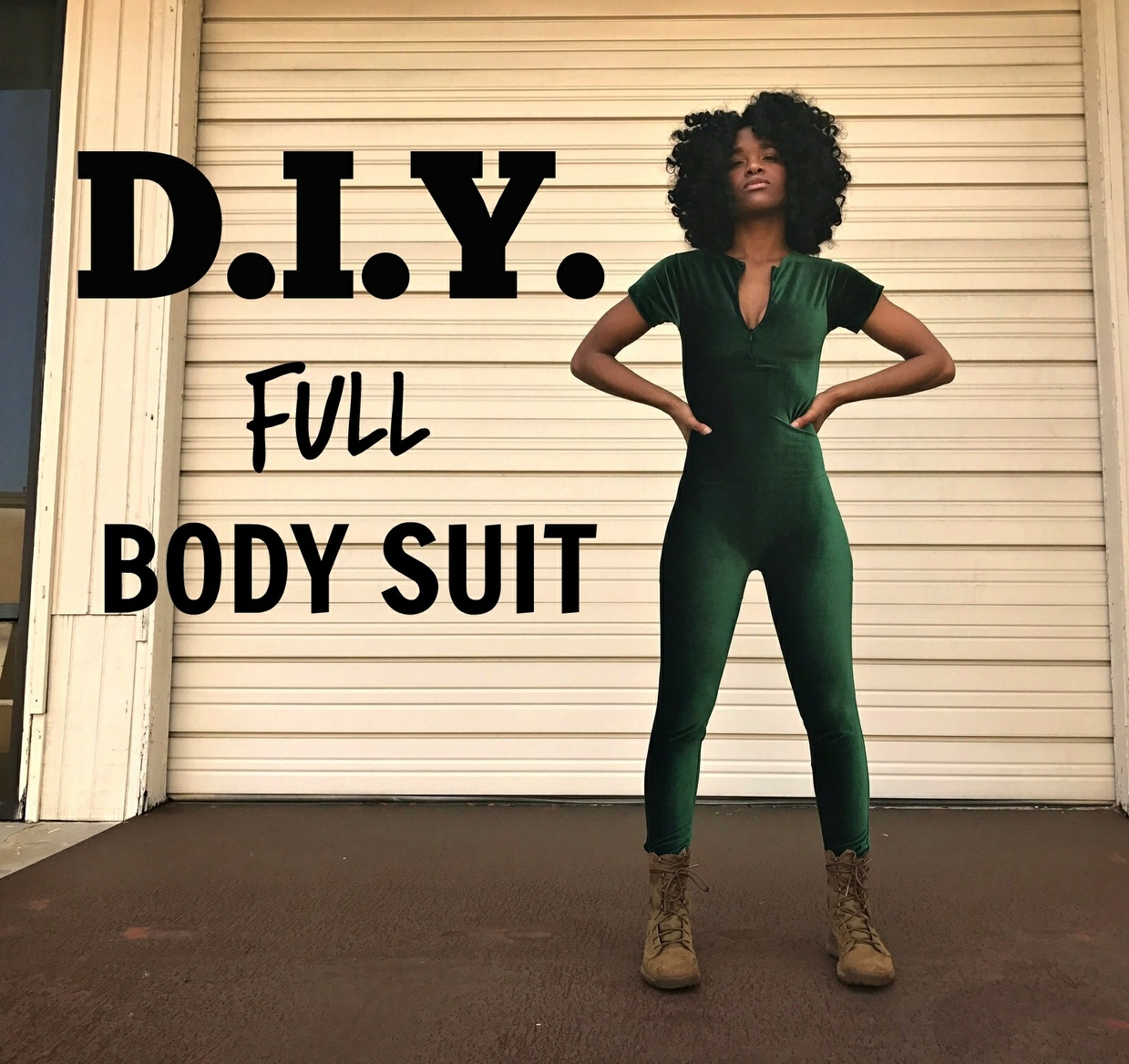 FULL BODY SUIT PATTERN (all sizes)