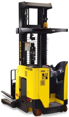 Hyster Electric Reach Truck C138 Series: N40EA, N40ER, N45ER, N50EA Spare Parts List