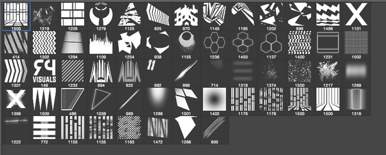 RP.Visuals Brush Pack Vol. 2