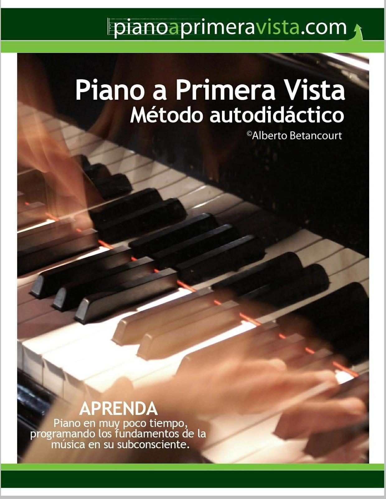 Piano a Primera Vista (Método completo)