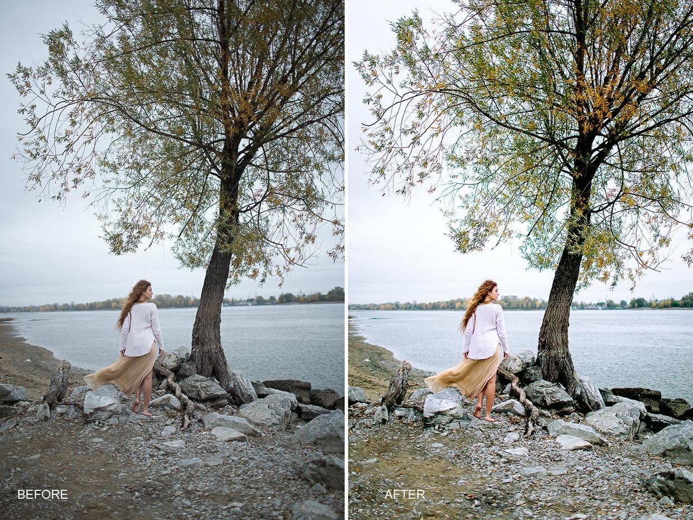 Natural Light Lightroom Presets, Lightroom Overlay, Film Preset, Portrait Preset,  Lightroom CC