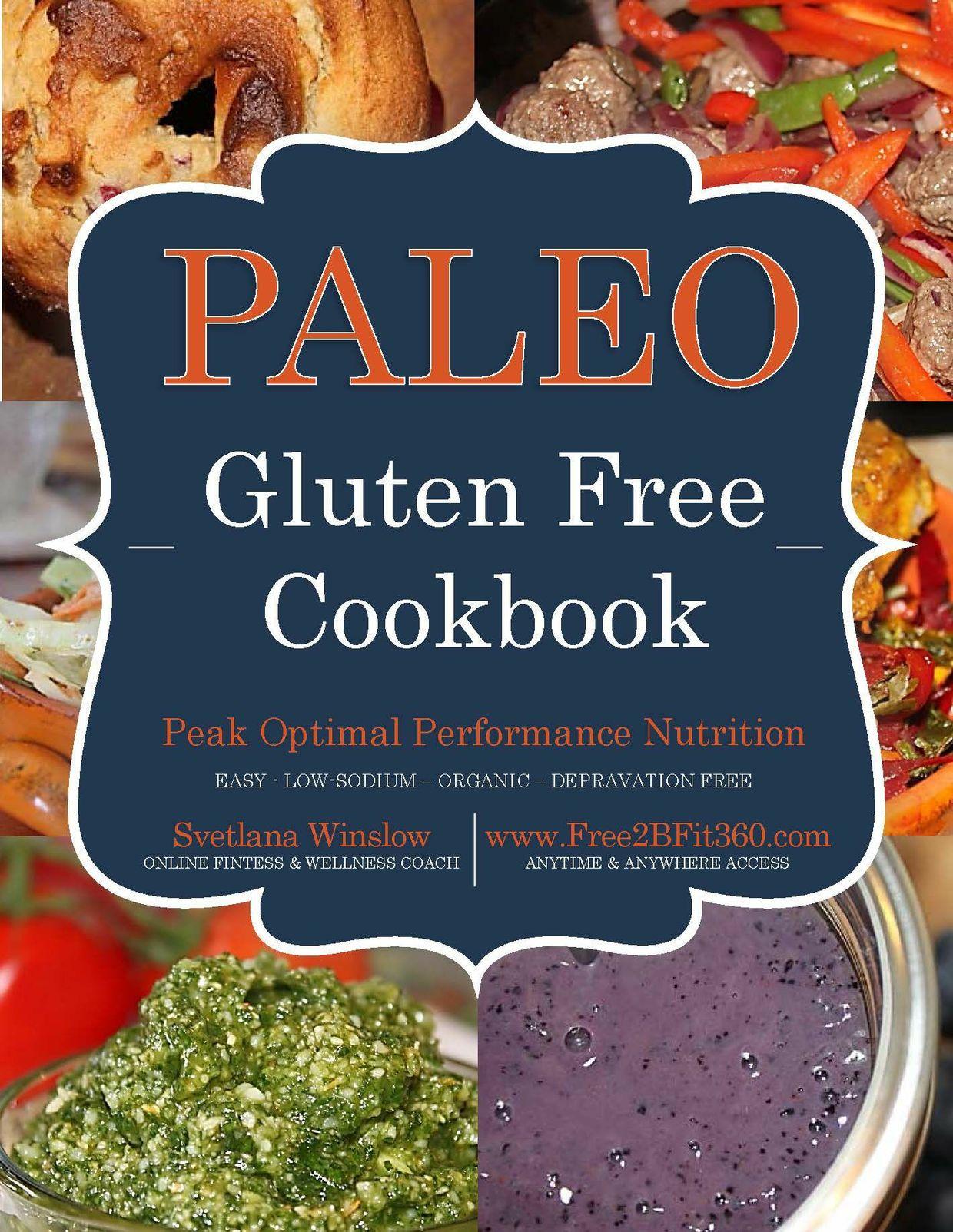 Paleo Gluten Free eCookbook