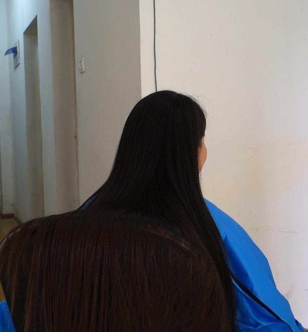Longhairshow and hairplay