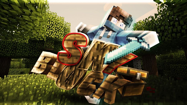 Minecraft GFX 3D