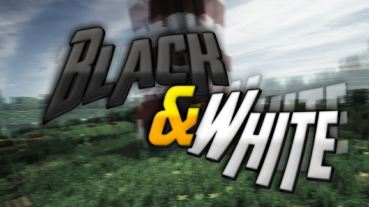 White&Black Pack v2! Custom Swords