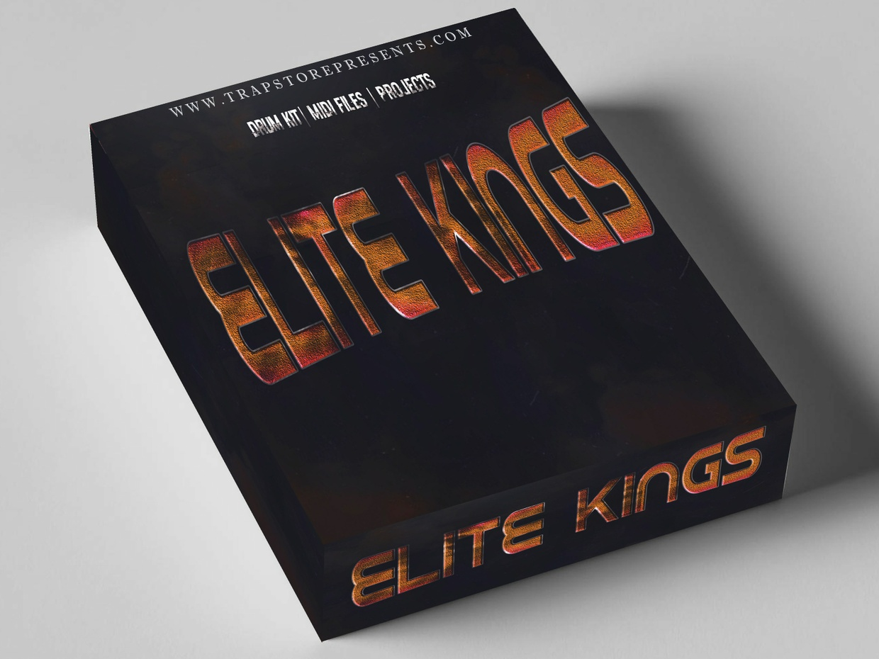 SOUNDKIT - ELITE KING / EXPANSION / WAVS / PROJECTS