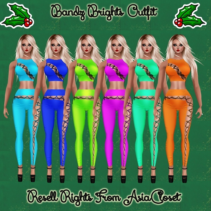 Bandz Brights Catty Only!!!