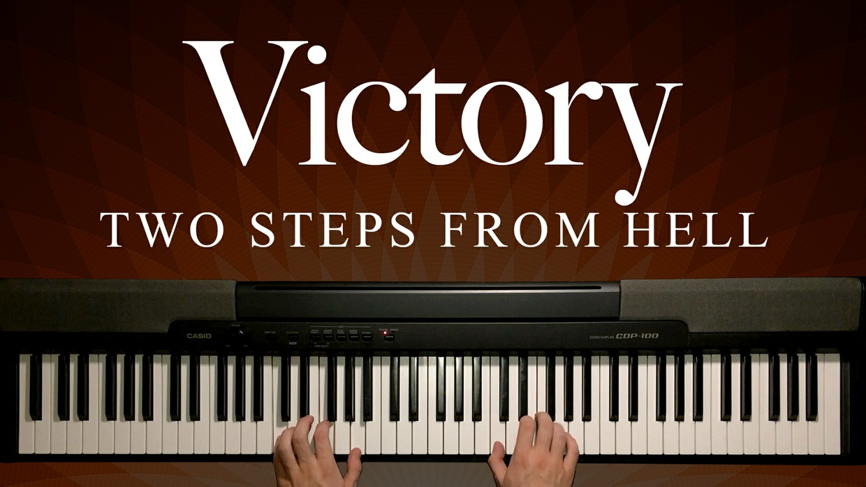 Victory Piano Sheet Music (Two Steps From Hell)