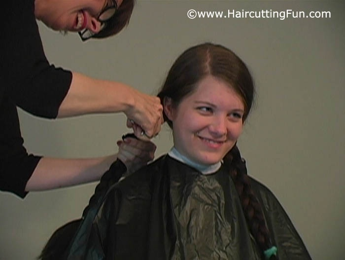 Amanda's Bob Haircut VOD - video on demand download